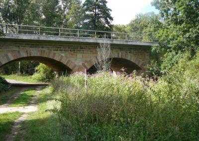 Eisenbahnbrücke über den Guldenbach