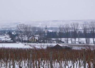 Bretzenheim im Winter