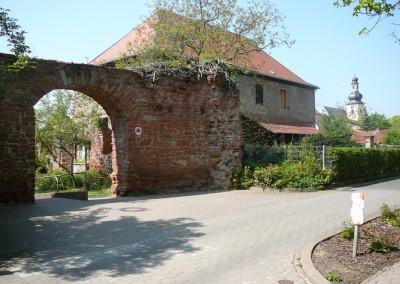 Schloss in Bretzenheim